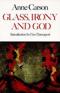 Cover - Glass Irony and God